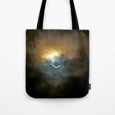 Solar Eclipse 2 Tote Bag