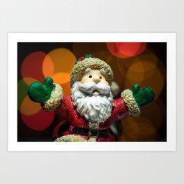 Ho Ho Ho! Art Print