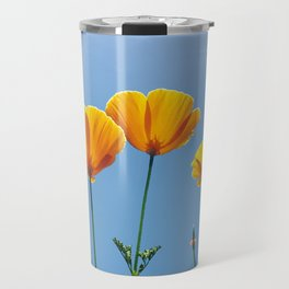 Poppy Daydream Travel Mug