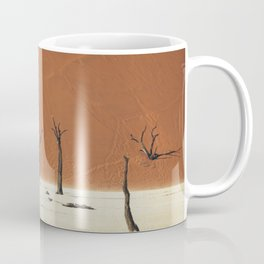 Group of Dead Trees Deadvlei Namibia Coffee Mug