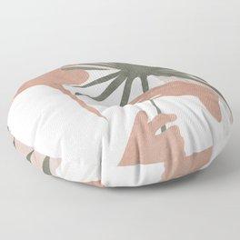 Female Beauty II Floor Pillow