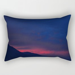 Dreamy sunset Rectangular Pillow
