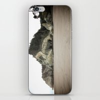 coasters iPhone & iPod Skins featuring Hug Point, Oregon by A Wandering Soul