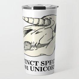 Unicor Skull Travel Mug