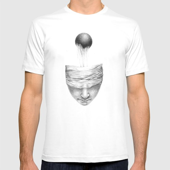 get your head out of the covers... T-shirt
