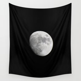 Waxing Gibbous Wall Tapestry