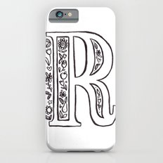 R is for Slim Case iPhone 6s