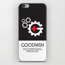 Goodwin Occupational Medicine iPhone Skin