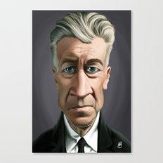 Celebrity Sunday ~ David Lynch Canvas Print