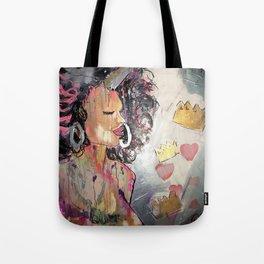 Black Unicorn: Sugar Oompa Loompa Tote Bag