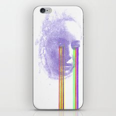 Lacryma Color 4 iPhone Skin