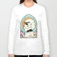trooper Long Sleeve T-shirts featuring TROOPER by KMLS