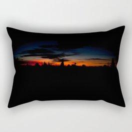 Sunrise in San Vicente Del Raspeig, Alicante, Spain Rectangular Pillow