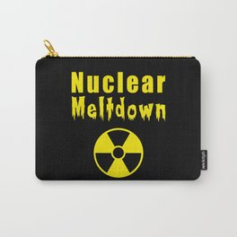 nuclear meltdown Carry-All Pouch