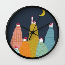 Another Island Wall Clock