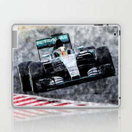 Lewis Hamilton 2015 Laptop & iPad Skin