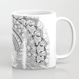 Spaghetti Sunrise Coffee Mug