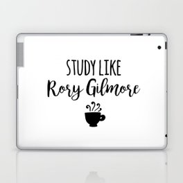 Gilmore Girls - Study like Rory Gilmore Laptop & iPad Skin