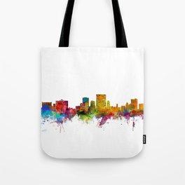 El Paso Texas Skyline Tote Bag