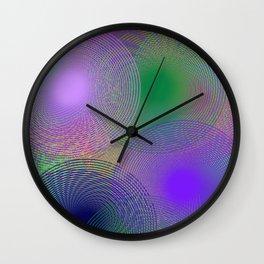 Geometric Echo2 Wall Clock