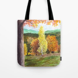 Green Hill Country Tote Bag