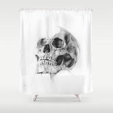 Skull 52 Shower Curtain