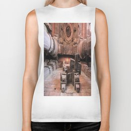 Temple of Shiva Biker Tank