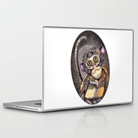 dreamer Laptop & iPad Skins featuring Dreamer by SilviaGancheva