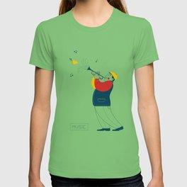 Trumpeter T-shirt