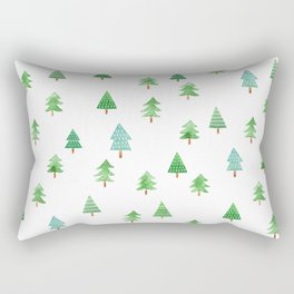 The Pace Of Nature Rectangular Pillow