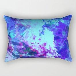 Misty Eyes of Tranquility Rectangular Pillow
