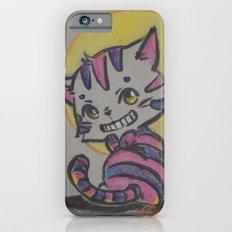 Cheshire cat  iPhone 6s Slim Case