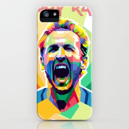 Harry Kane World Cup 2018 Edition iPhone Case