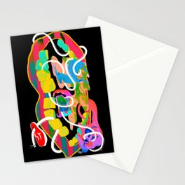 """""""Centipede Hz"""" by Steven Fiche Stationery Cards"""