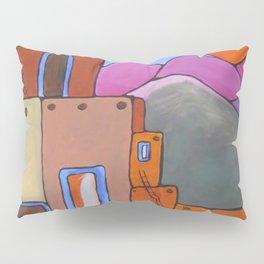 Adobe Sunrise Pillow Sham