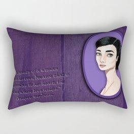 Sweet Look Rectangular Pillow