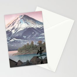 The Kawaguchi Trail Stationery Cards