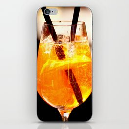 Cheers! Cocktail Drink #decor #society6 iPhone Skin