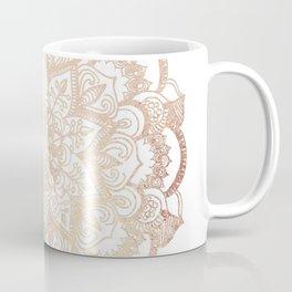 Mandala Gold Shine II Coffee Mug