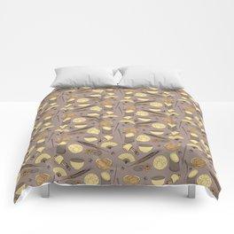 Japanese Fairytales Pattern Comforters