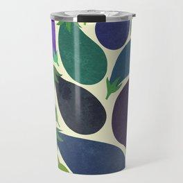 Eggplant's party Travel Mug