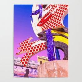 Pop Art Surrealism Poster