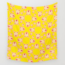 Bepo Pattern Wall Tapestry