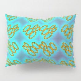 Oo - pattern 1 Pillow Sham