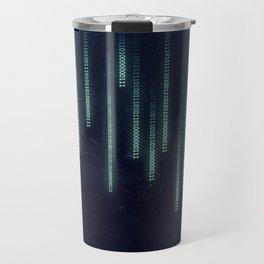 Nerd binary code Travel Mug