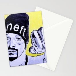 Snoop Dog Stationery Cards