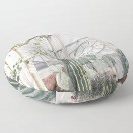 Greenhouse Floor Pillow