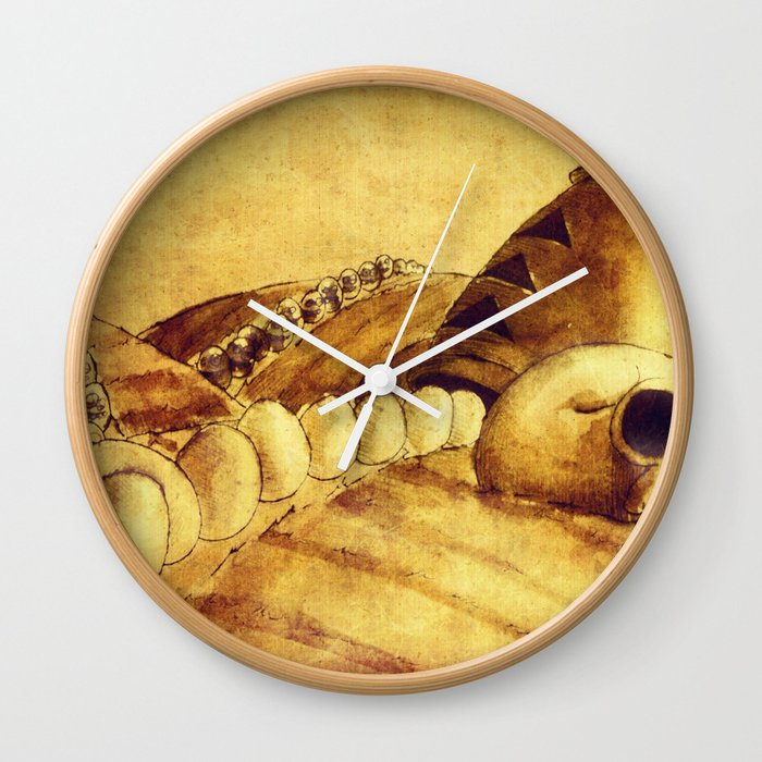 Cannuovi Wall Clock