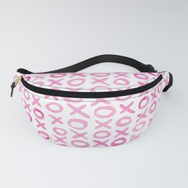 Xoxo valentine's day - pink Fanny Pack