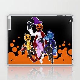 Pumpkin siblings Laptop & iPad Skin